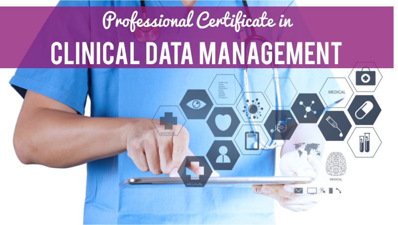 Professional Certificate in Clinical Data Management (CDM)
