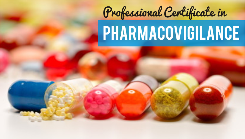 Professional Certificate in Pharmacovigilance
